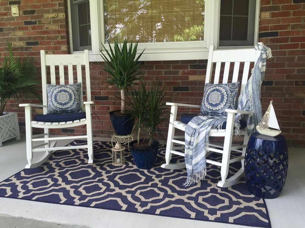 Beautiful Spring Outdoor Decor Ideas 13