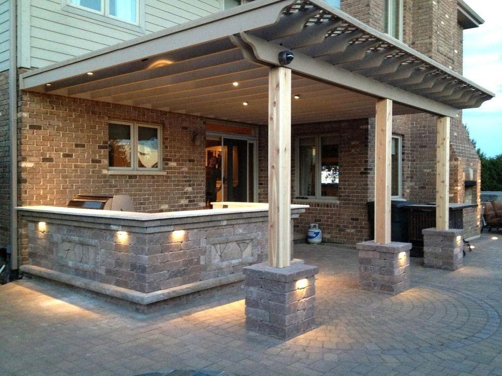 Fabulous Outdoor Kitchen Design Ideas 09