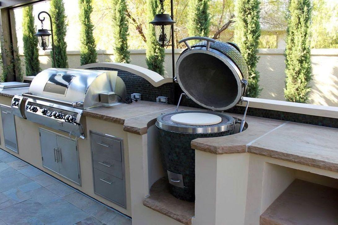 Fabulous Outdoor Kitchen Design Ideas 24