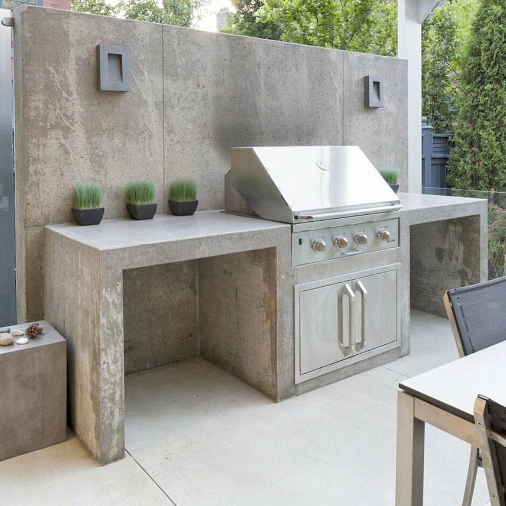 Fabulous Outdoor Kitchen Design Ideas 33