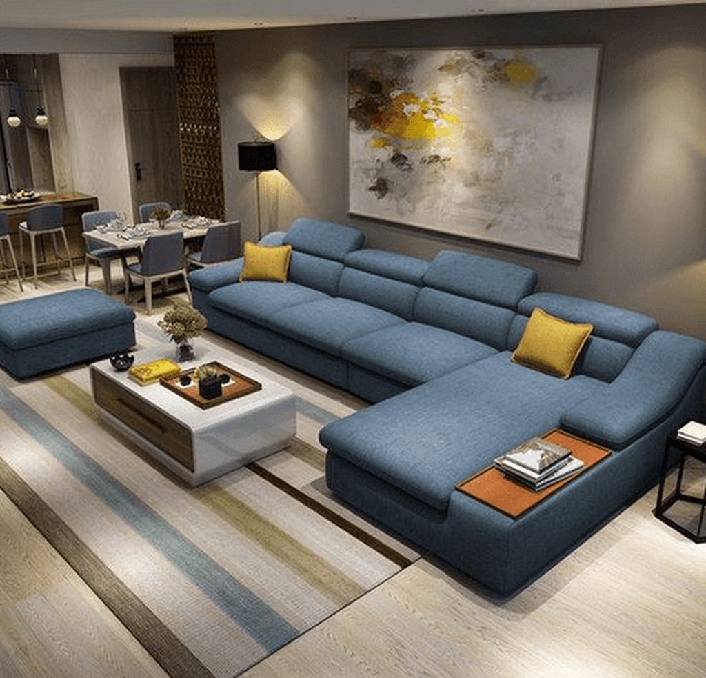 36 Gorgeous Luxury Modern Furniture For Living Room   MAGZHOUSE