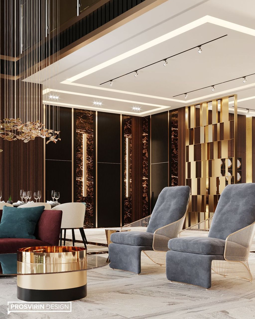 Gorgeous Luxury Modern Furniture For Living Room 35