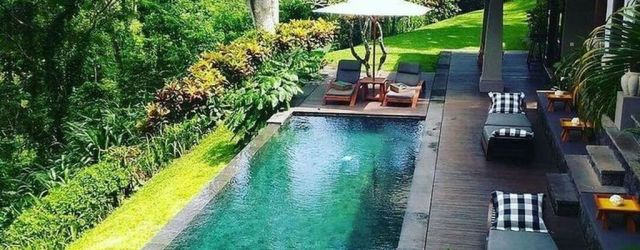 Gorgeous Small Swimming Pool Design Ideas Best For Summertime 23
