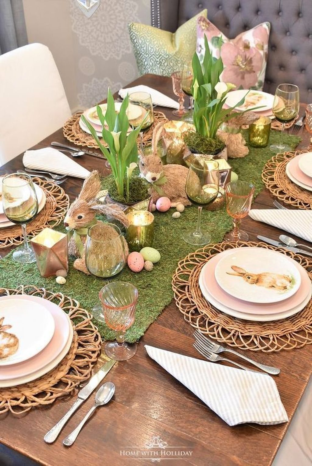Inspiring Spring Table Centerpieces Best For Dining Room 10