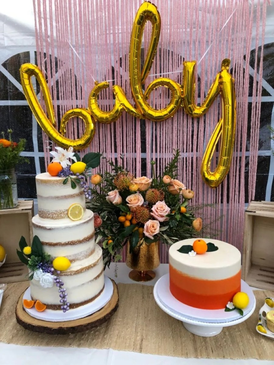 Lovely Spring Baby Shower Themes Decor Ideas 19