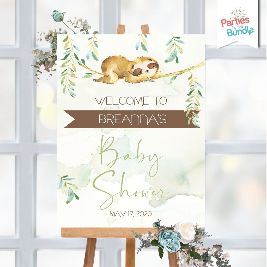 Lovely Spring Baby Shower Themes Decor Ideas 28