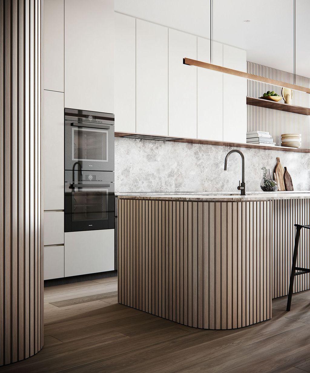 Perfect Modern Kitchen Design Ideas 02