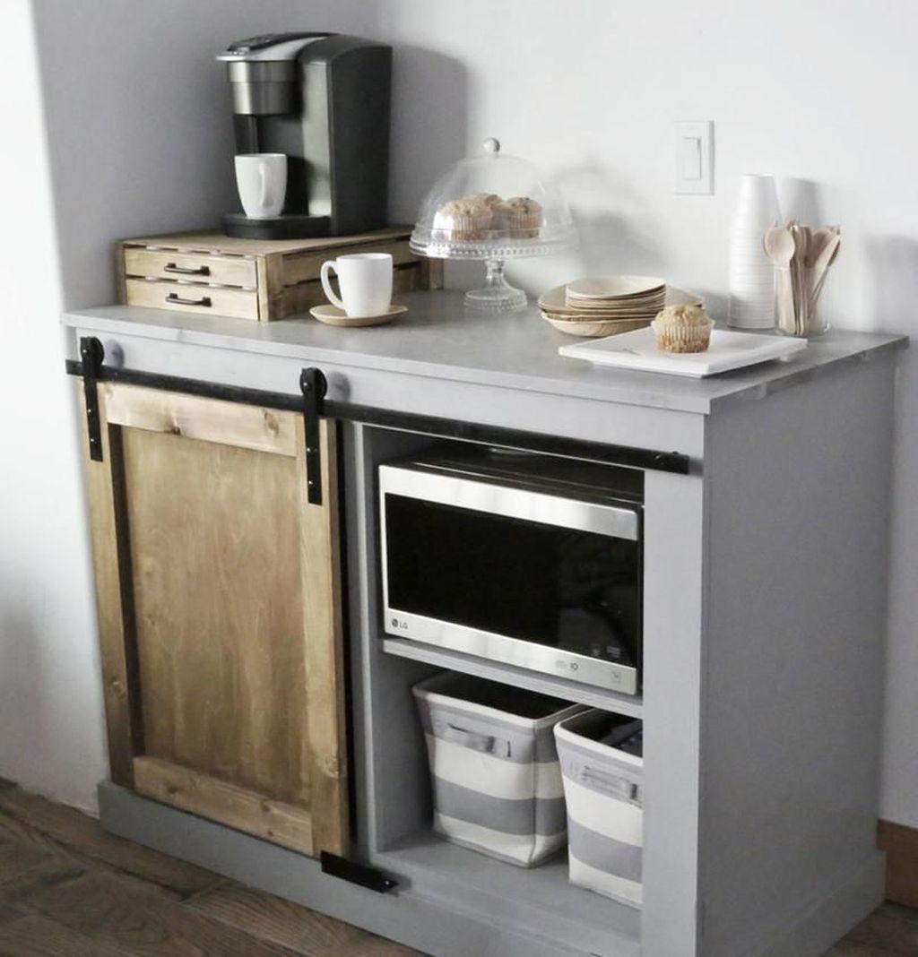 Popular Coffee Bar Ideas For Your Interior Design 06