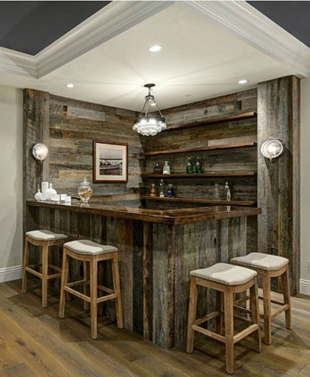 Popular Coffee Bar Ideas For Your Interior Design 27