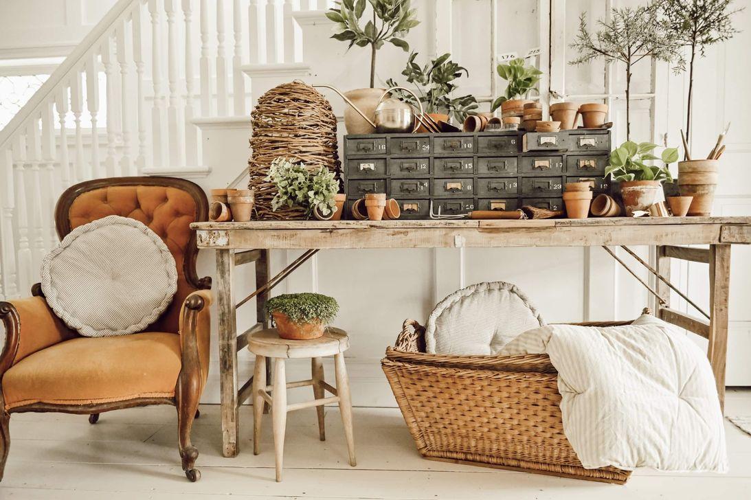 Stunning Apartment Spring Decor Ideas 19