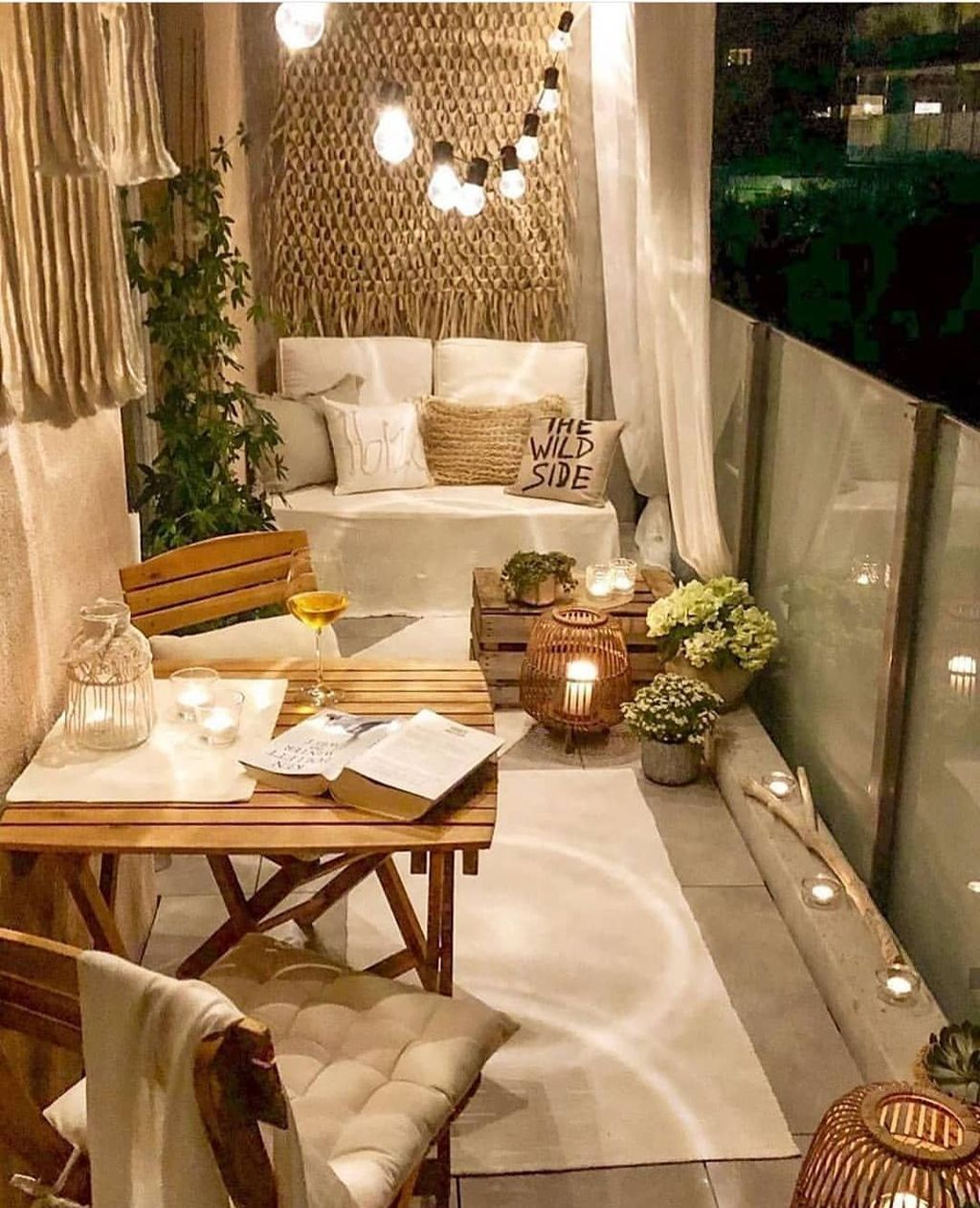 The Best Apartment Balcony Design Ideas 19