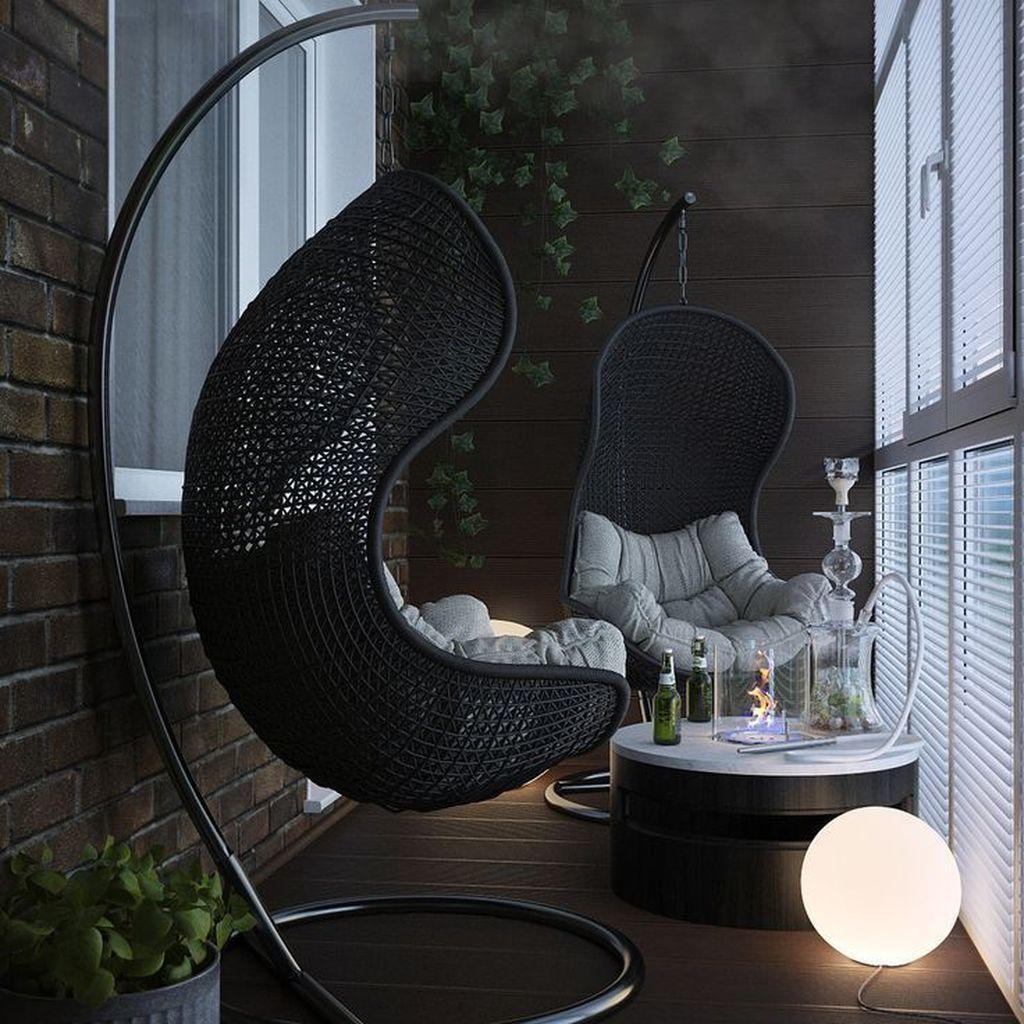 The Best Apartment Balcony Design Ideas 20