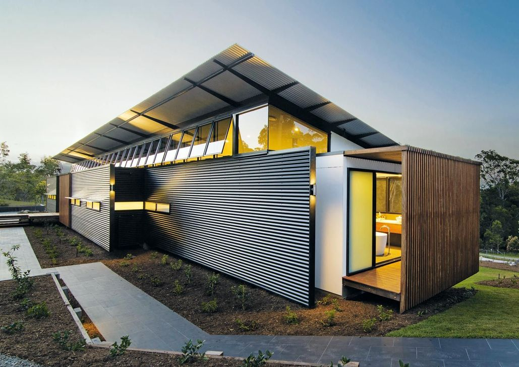 The Best Modern Roof Design Ideas 09