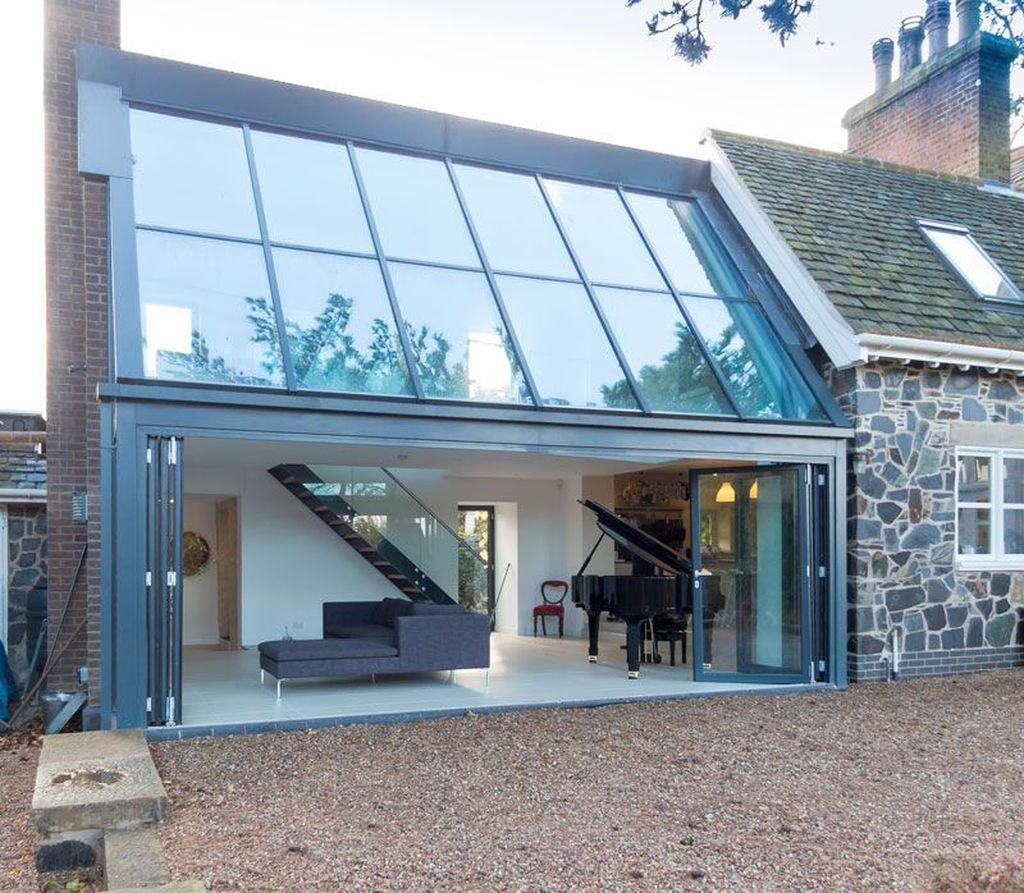 The Best Modern Roof Design Ideas 23