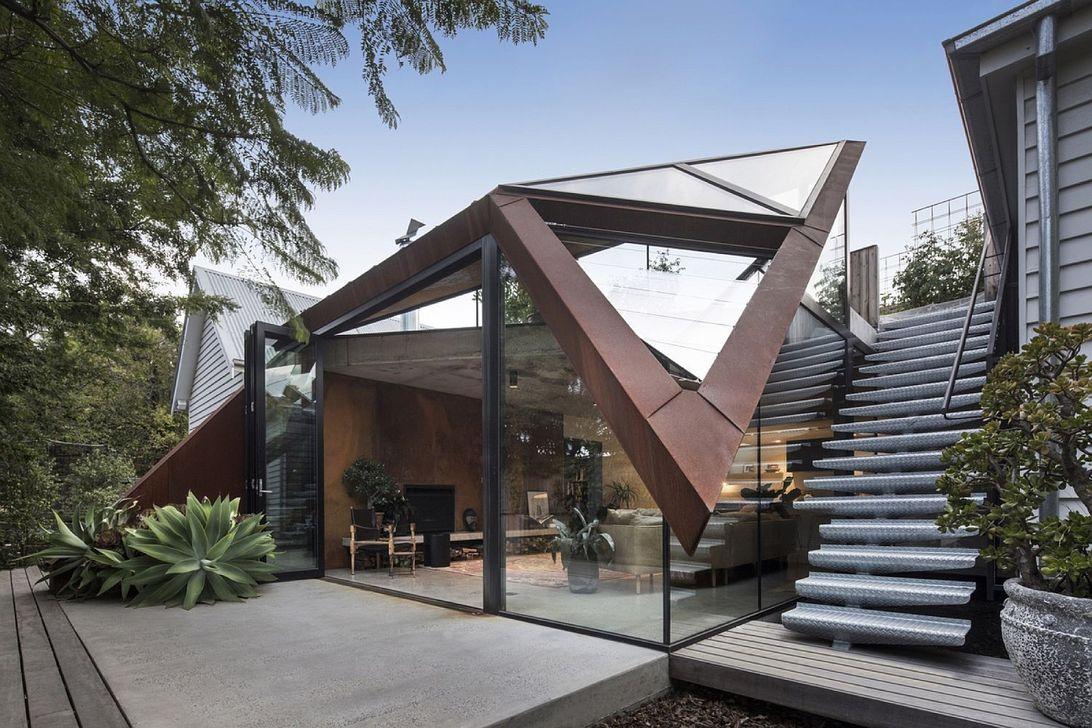 The Best Modern Roof Design Ideas 31