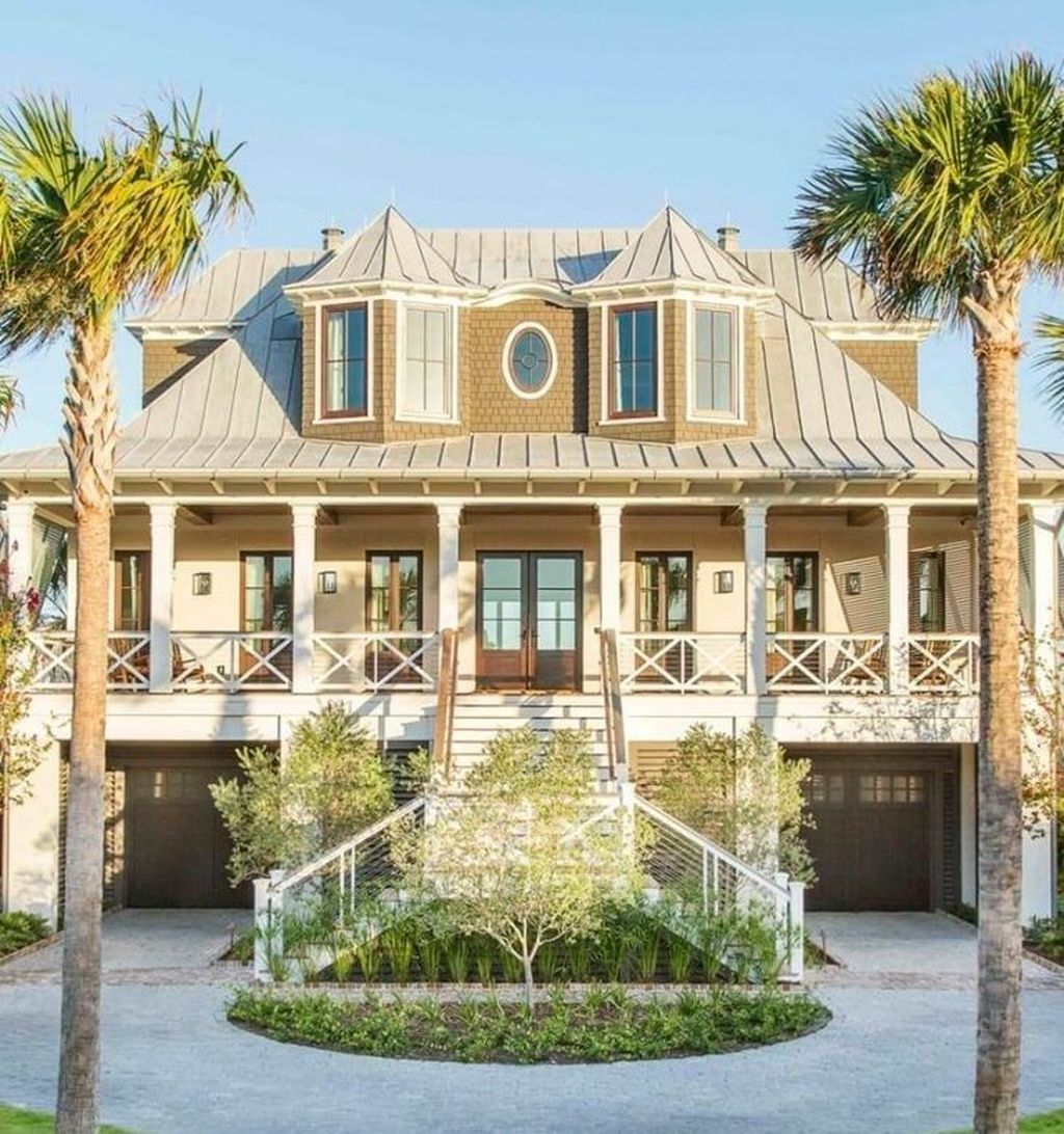 Admirable Beach House Exterior Design Ideas You Will Love 01