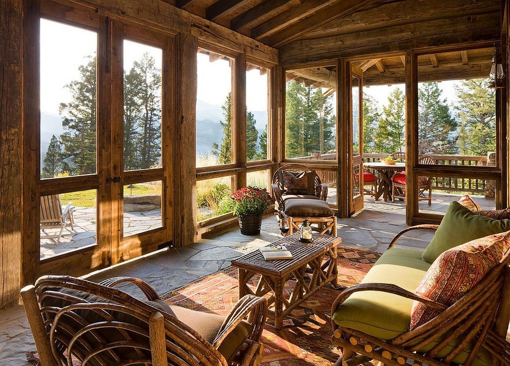 Admirable Sunroom Design Ideas You Must Have 02