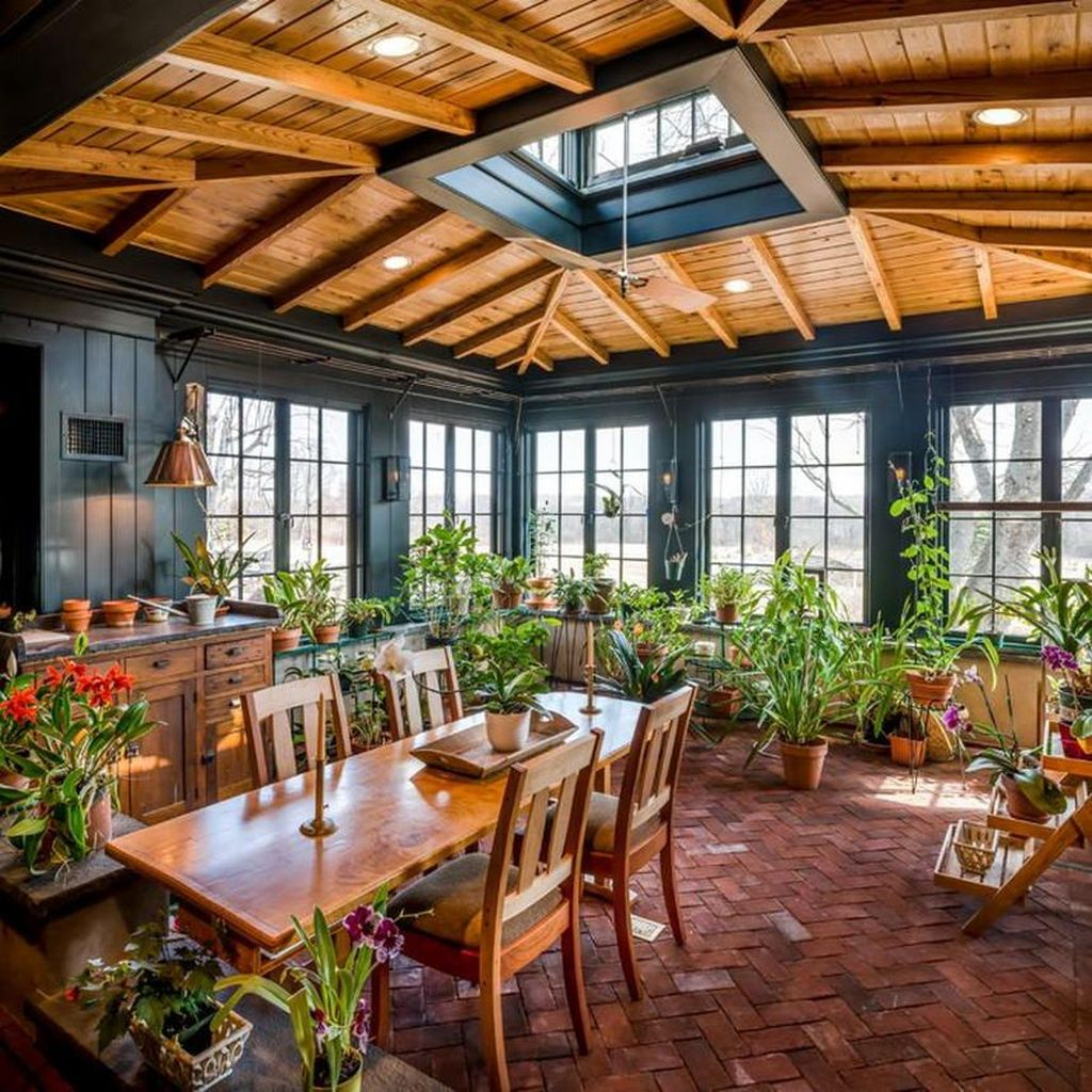 Admirable Sunroom Design Ideas You Must Have 18