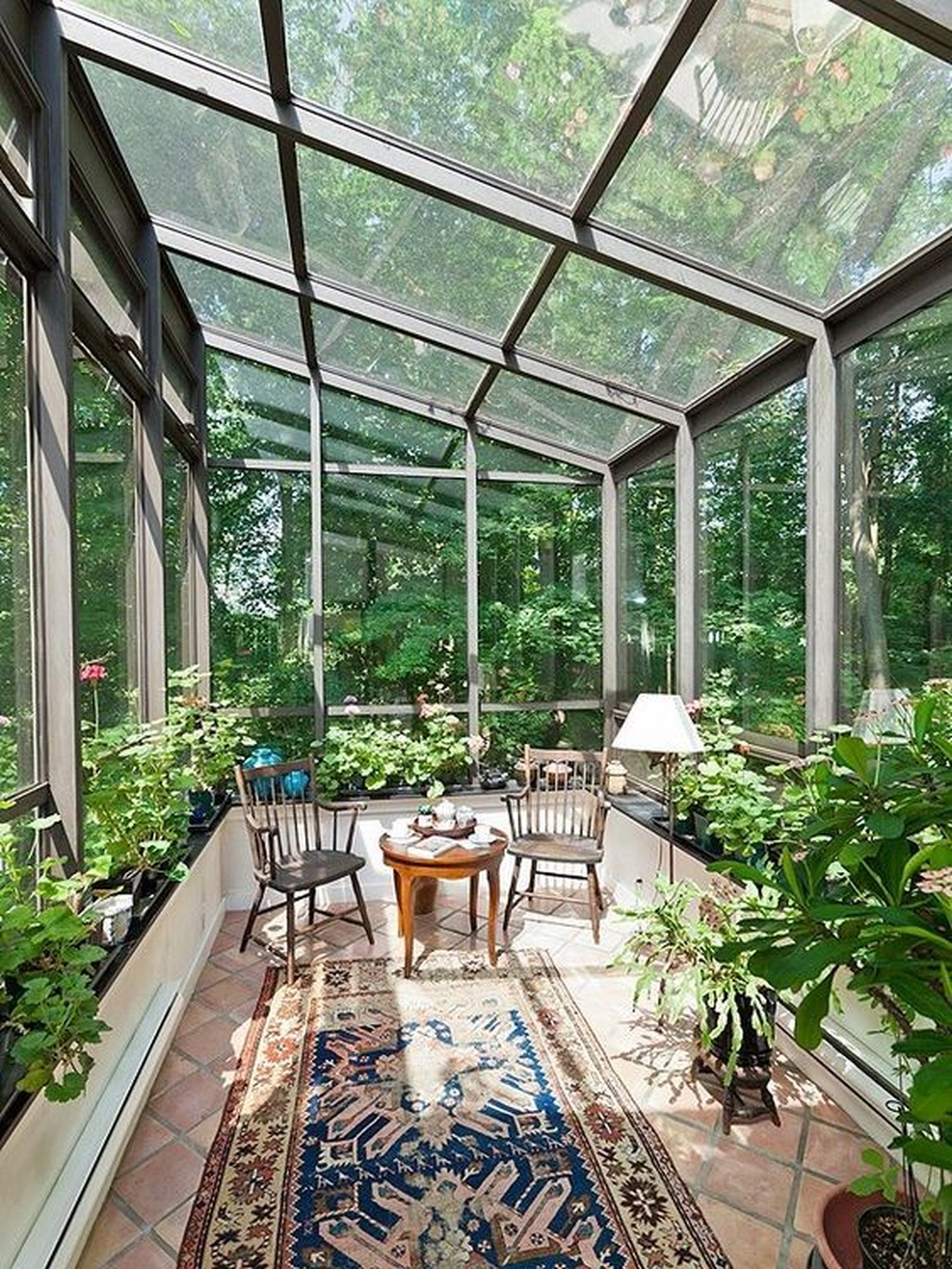 Admirable Sunroom Design Ideas You Must Have 20