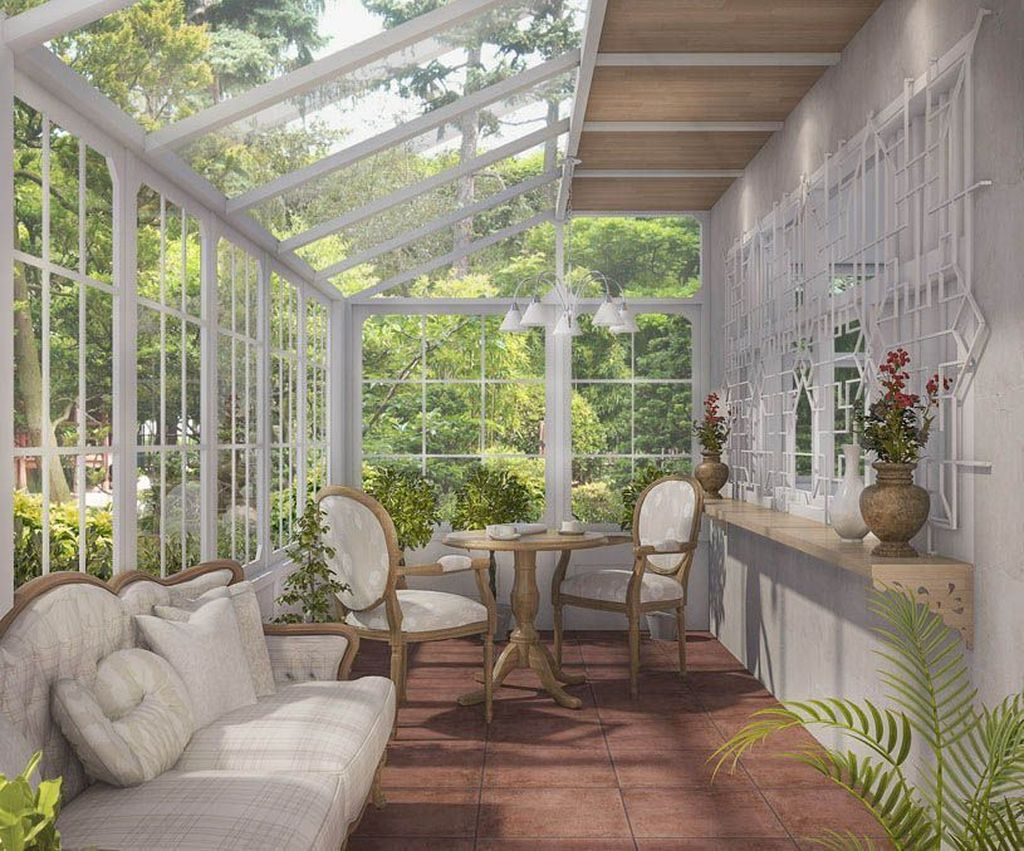 Admirable Sunroom Design Ideas You Must Have 35