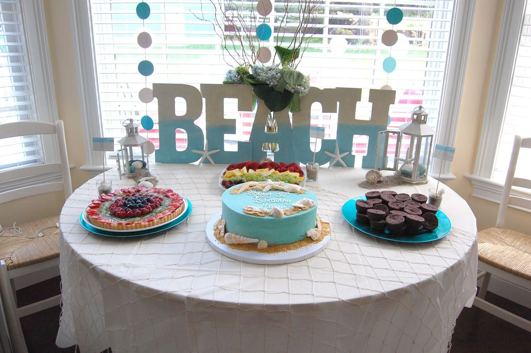 Awesome Beach Theme Party Ideas Perfect For Summertime 26
