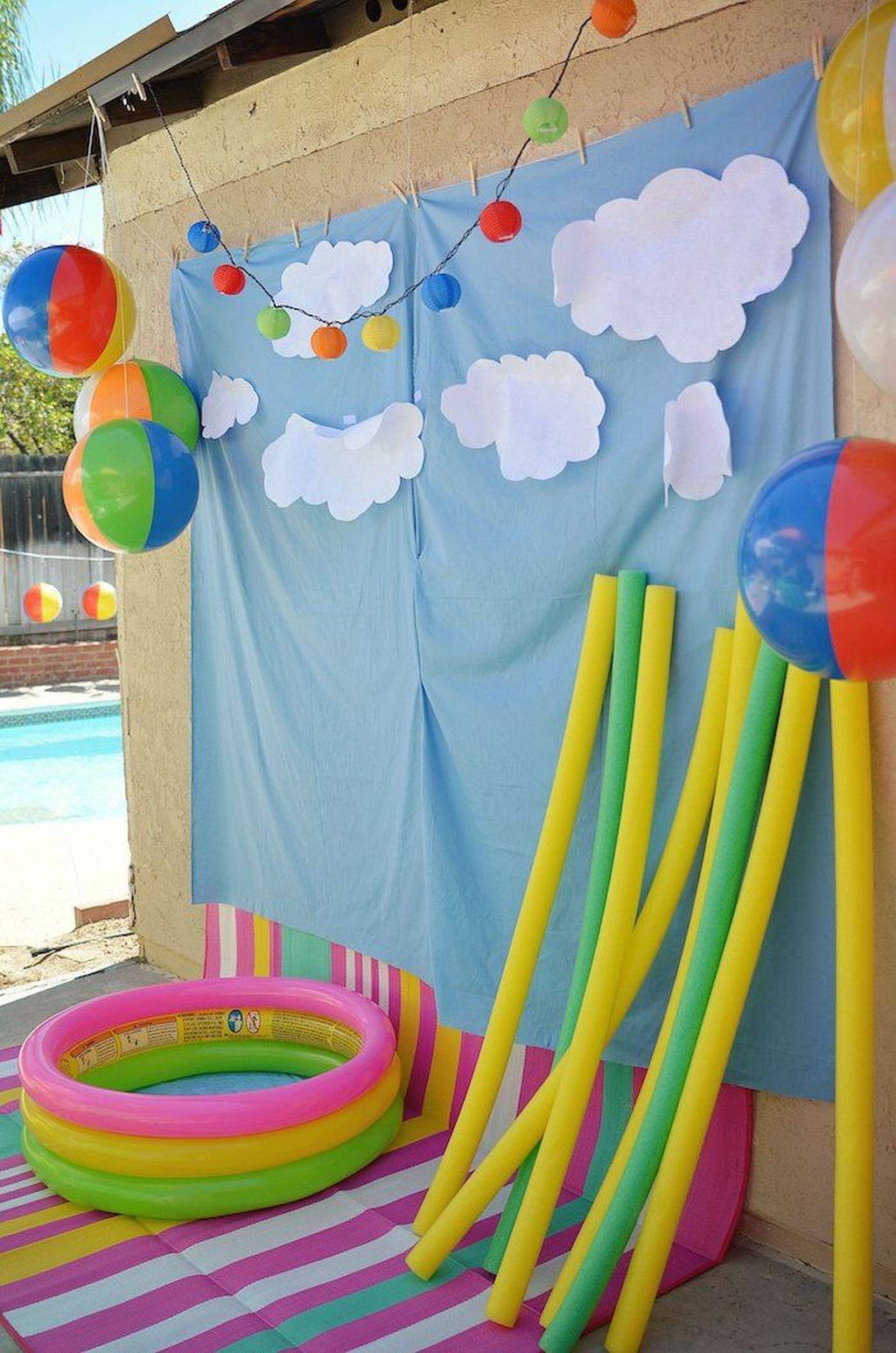 Awesome Beach Theme Party Ideas Perfect For Summertime 28