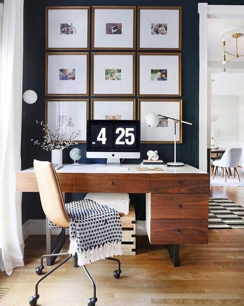 Awesome Scandinavian Home Office Design Ideas You Should Copy 12