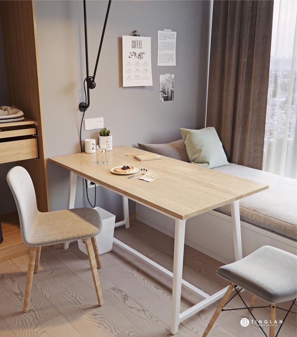 Awesome Scandinavian Home Office Design Ideas You Should Copy 34