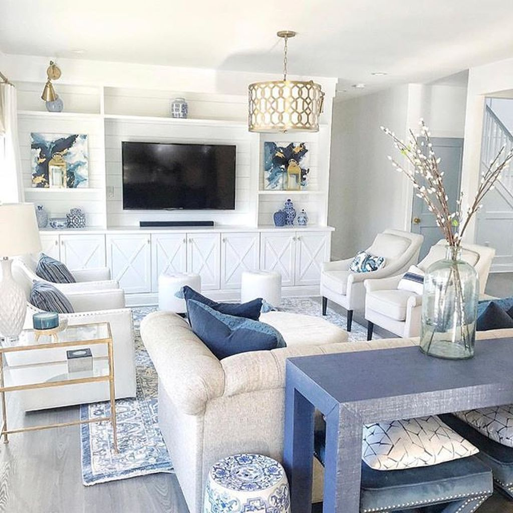Beautiful Coastal Living Room Decor Ideas Best For This Summer 11