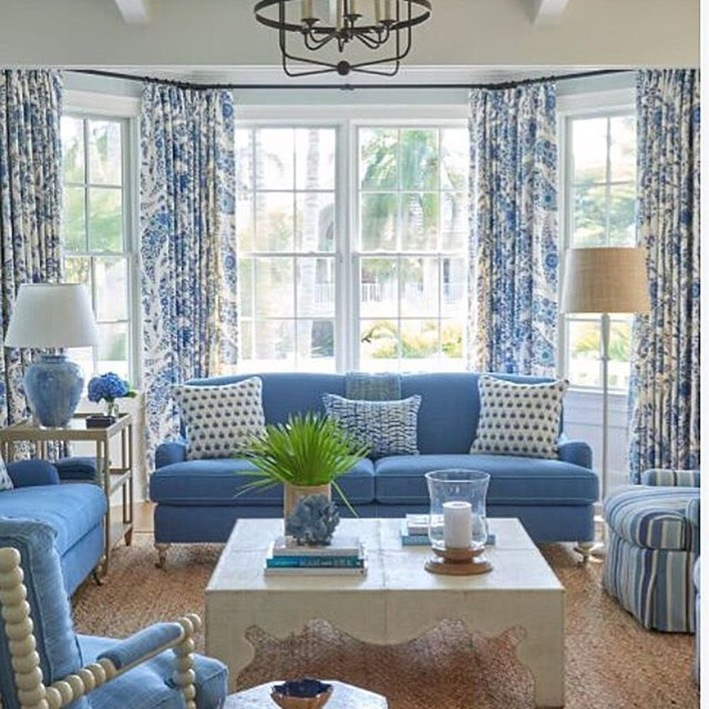 Beautiful Coastal Living Room Decor Ideas Best For This Summer 30