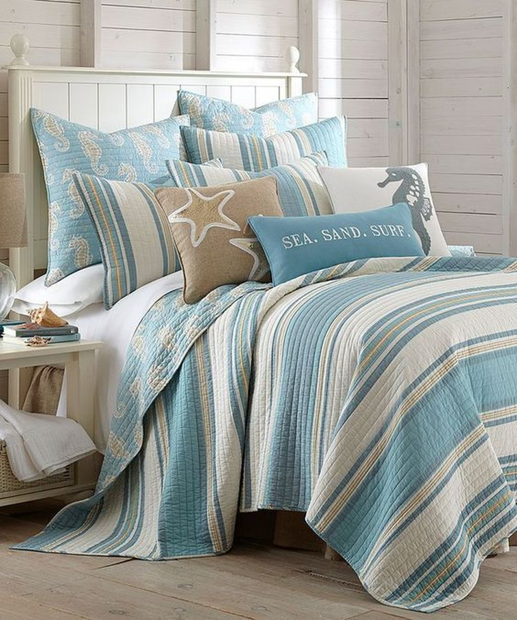 Fantastic Beach Theme Bedroom Ideas Make You Feel Relax 02
