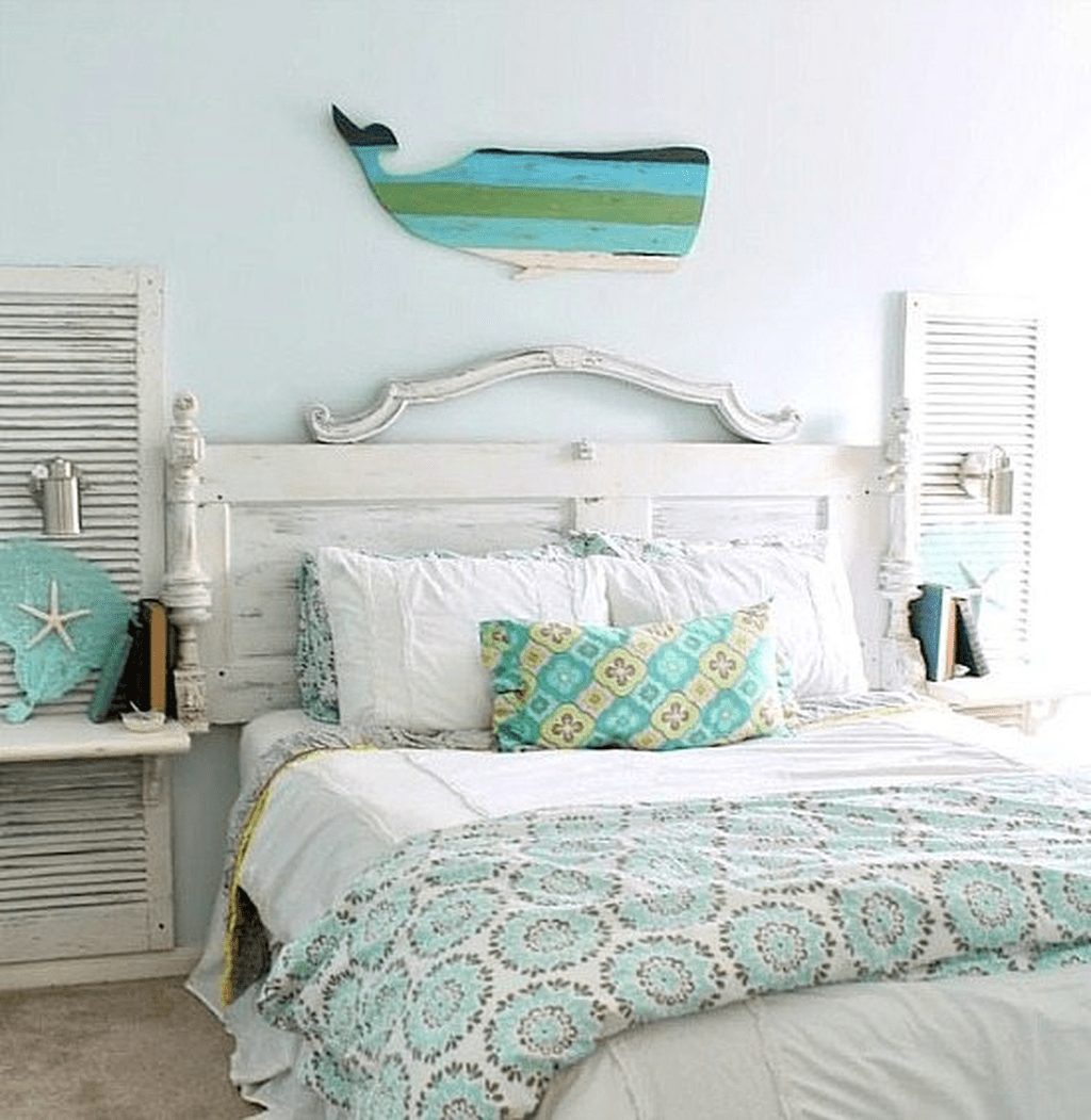 Fantastic Beach Theme Bedroom Ideas Make You Feel Relax 07