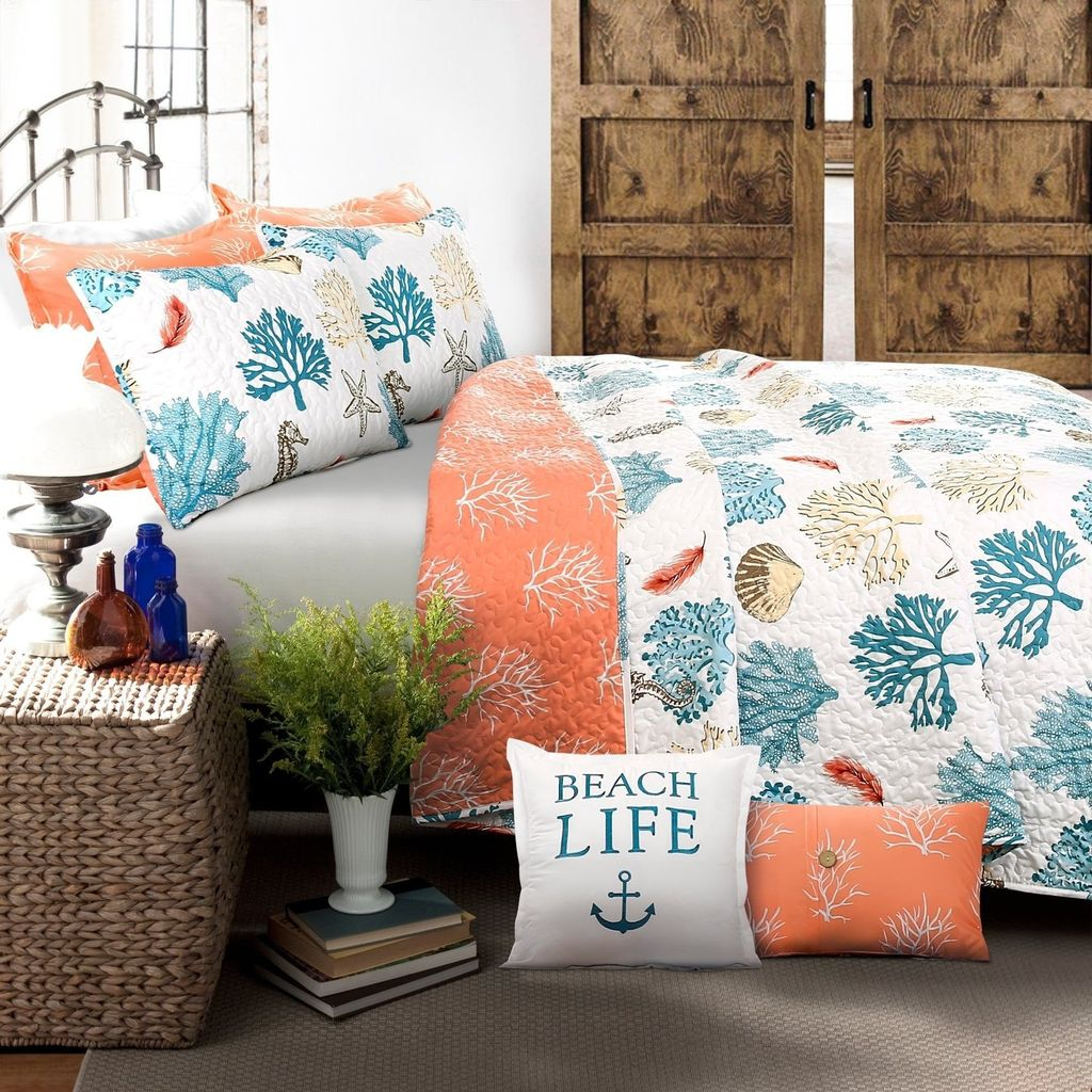 Fantastic Beach Theme Bedroom Ideas Make You Feel Relax 12