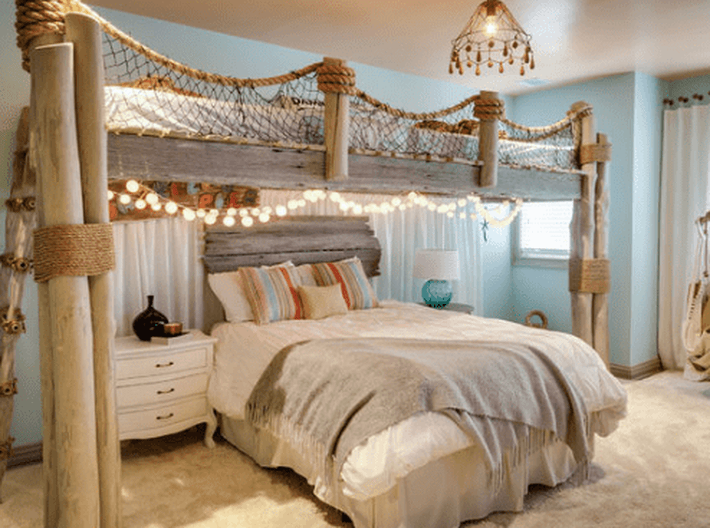 Fantastic Beach Theme Bedroom Ideas Make You Feel Relax 22