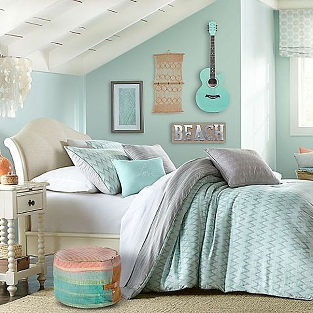 Fantastic Beach Theme Bedroom Ideas Make You Feel Relax 23