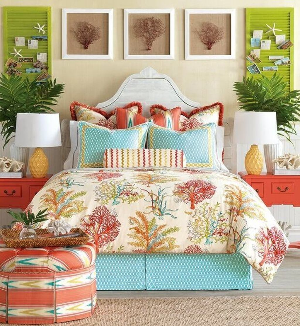 Fantastic Beach Theme Bedroom Ideas Make You Feel Relax 24