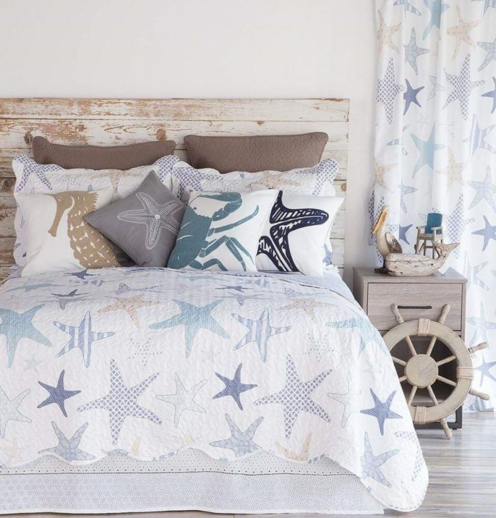 Fantastic Beach Theme Bedroom Ideas Make You Feel Relax 31
