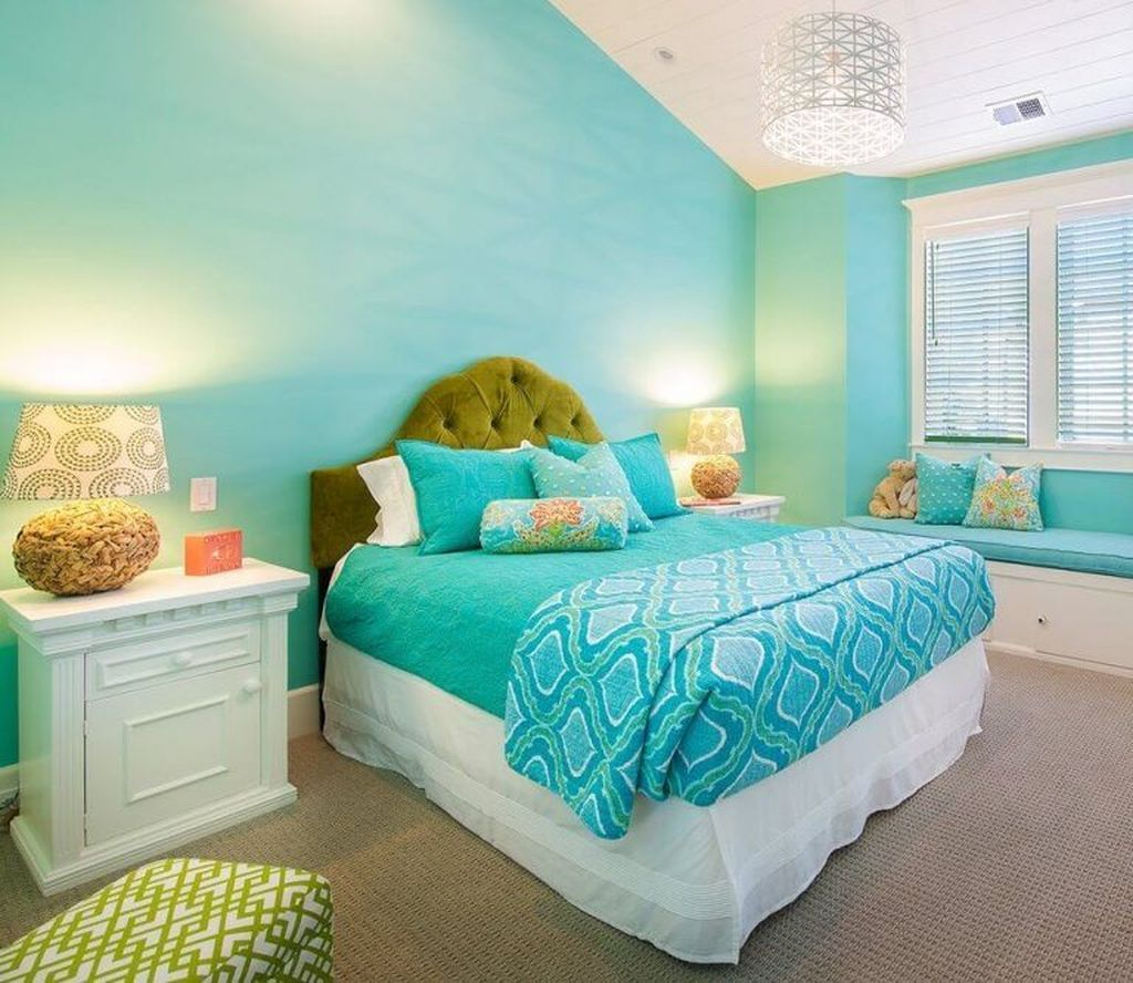 Fantastic Beach Theme Bedroom Ideas Make You Feel Relax 32