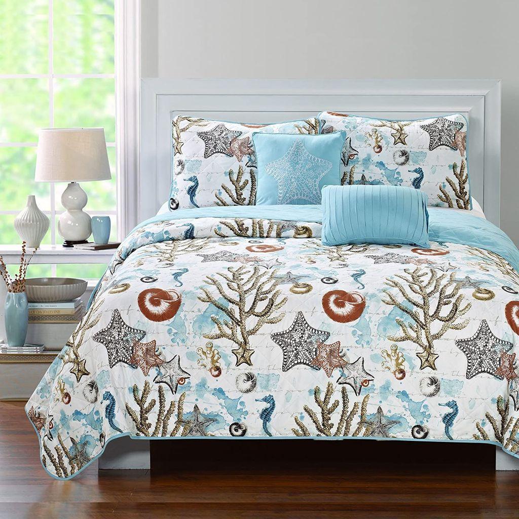 Fantastic Beach Theme Bedroom Ideas Make You Feel Relax 34