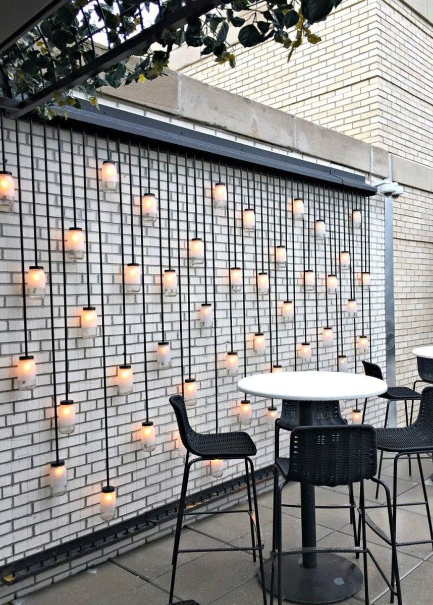 Fascinating Summer Patio Ideas To Beautify Your Garden 07