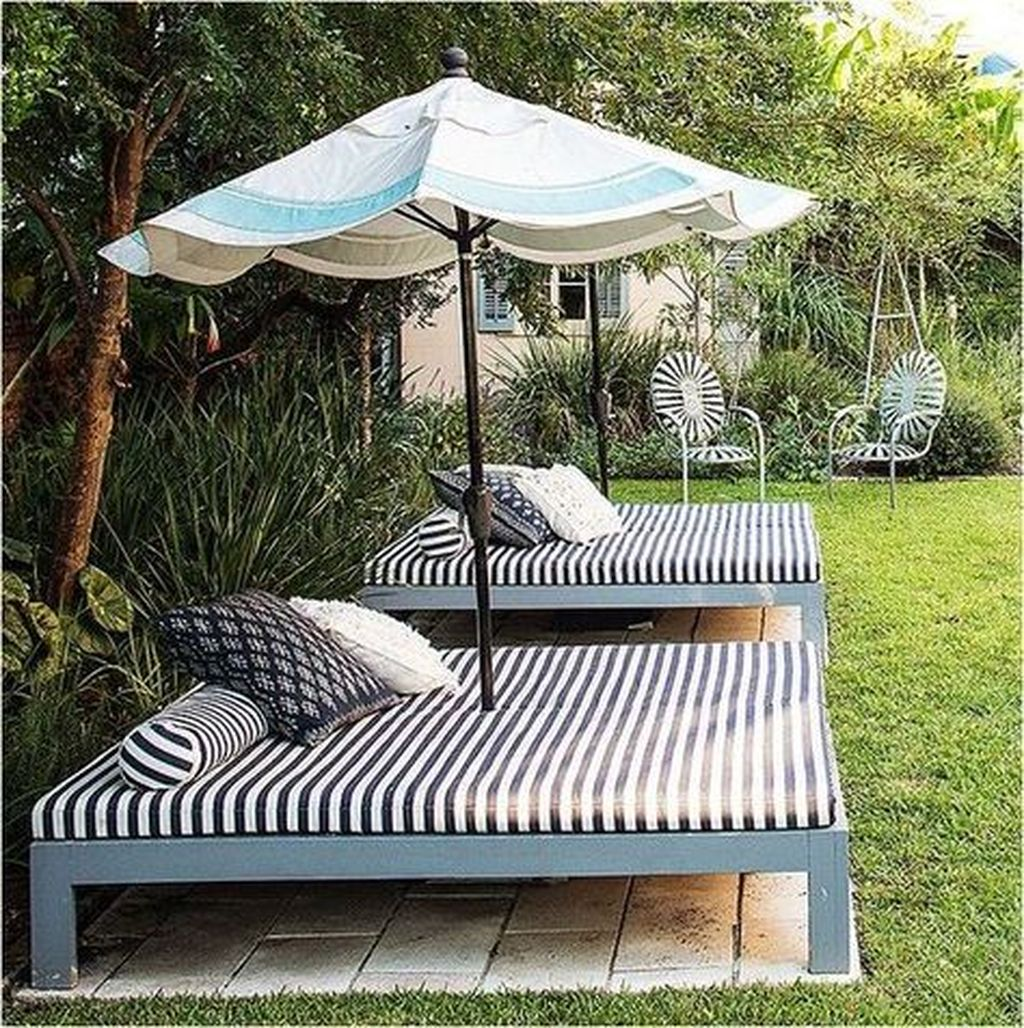 Fascinating Summer Patio Ideas To Beautify Your Garden 11