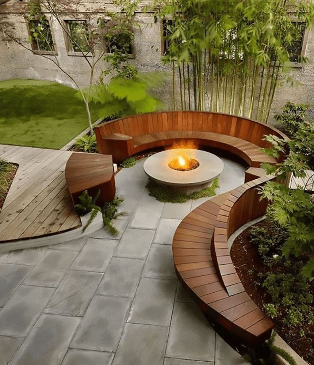 Fascinating Summer Patio Ideas To Beautify Your Garden 17