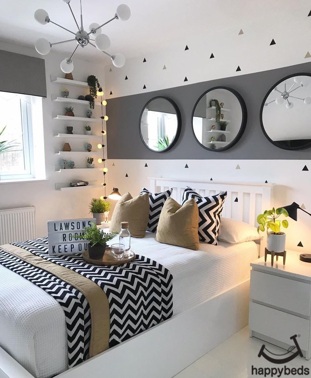 Gorgeous Apartment Bedroom Decor Ideas You Must Try 22