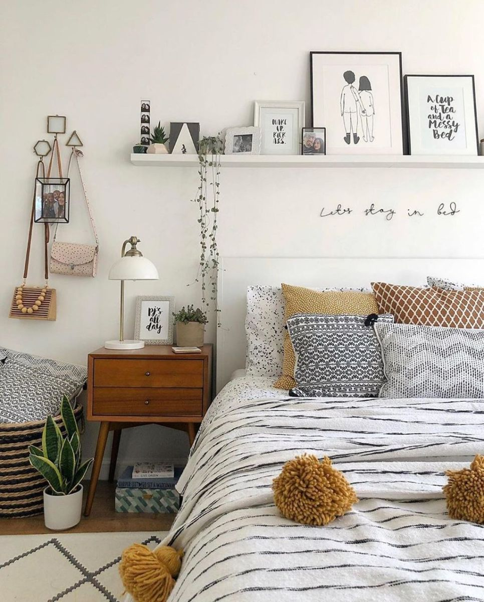 Gorgeous Apartment Bedroom Decor Ideas You Must Try 29