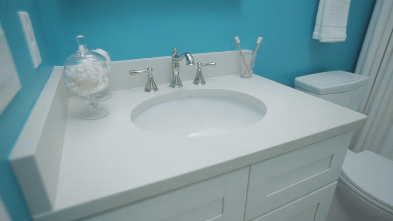 Gorgeous Beach Theme Bathroom Decorating Ideas 18