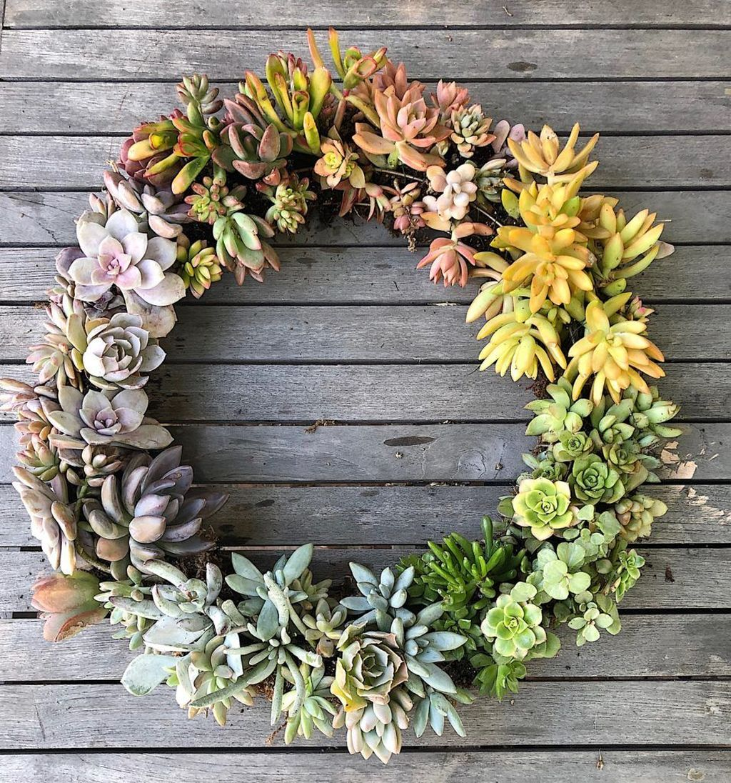 Inspiring Summer Wreath Design Ideas You Should Copy 23