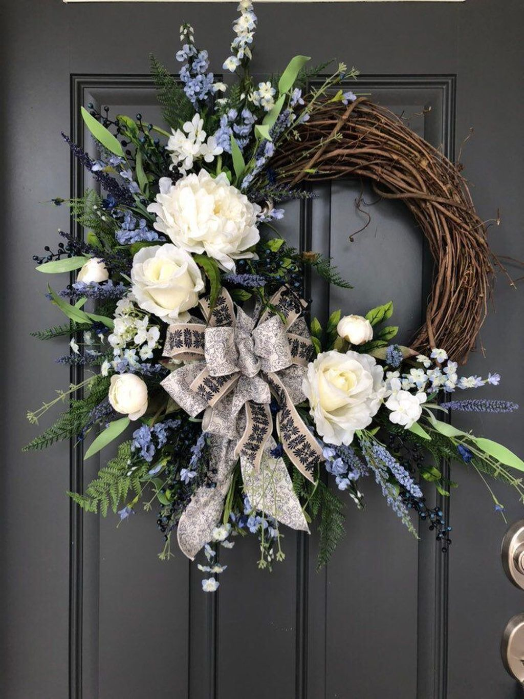 Inspiring Summer Wreath Design Ideas You Should Copy 29