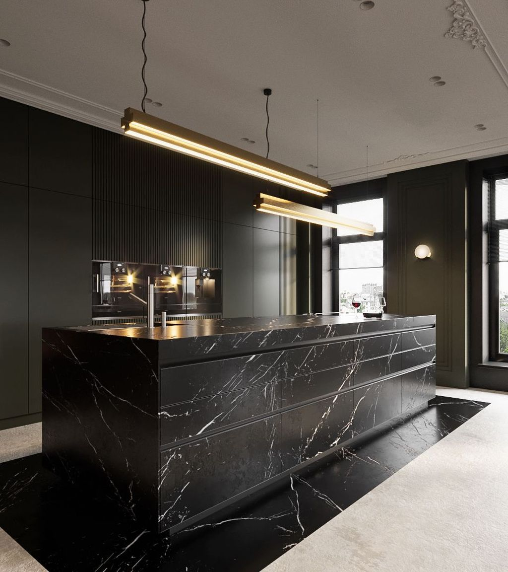 Lovely Luxury Kitchen Design Ideas You Never Seen Before 01