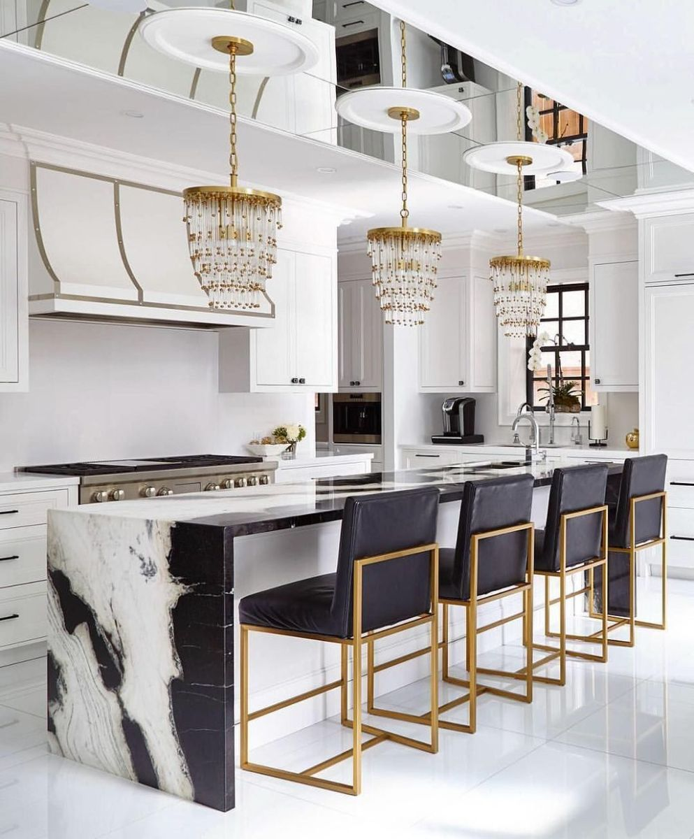 Lovely Luxury Kitchen Design Ideas You Never Seen Before 03