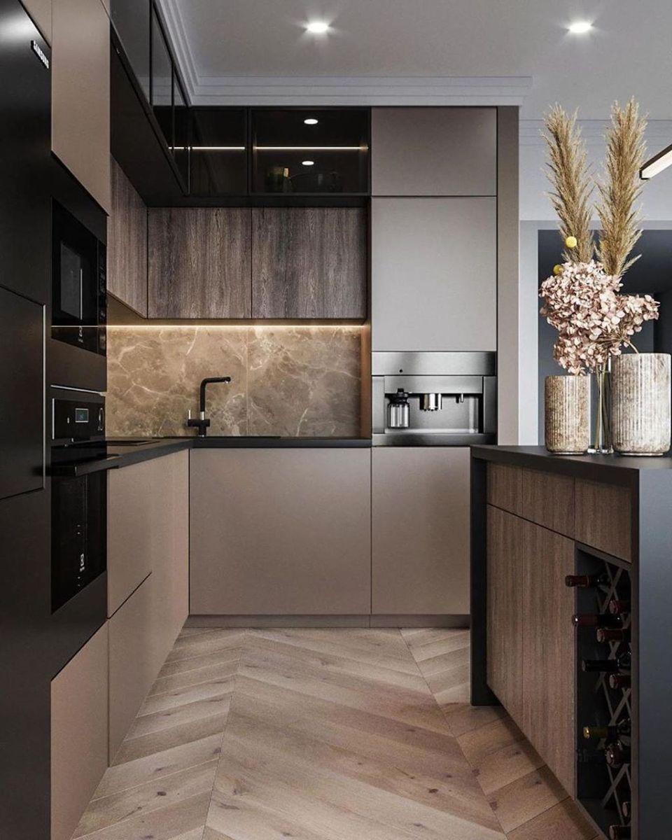 Lovely Luxury Kitchen Design Ideas You Never Seen Before 36